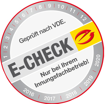 E-Check Gebäudetechnik Elektroinstallation Kleve